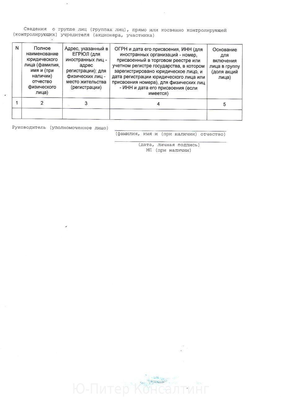 заявление о внесение в реестр мфо